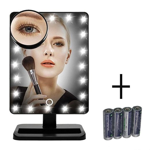 Choos The Best Lamp For A Vanity Table