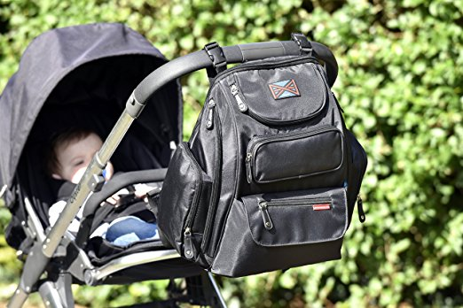 What types of backpack diaper bags can I choose from
