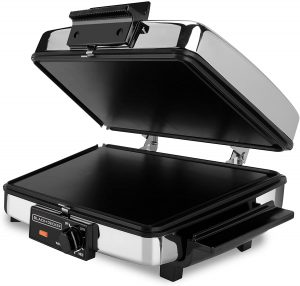 BLACK-And-DECKER-3-in-1-Waffle-Maker